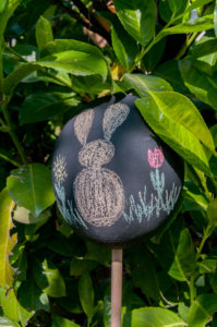 Ostern, Eiertafeln, Do it yourself, DIY, Basteln, Werken, Bunt