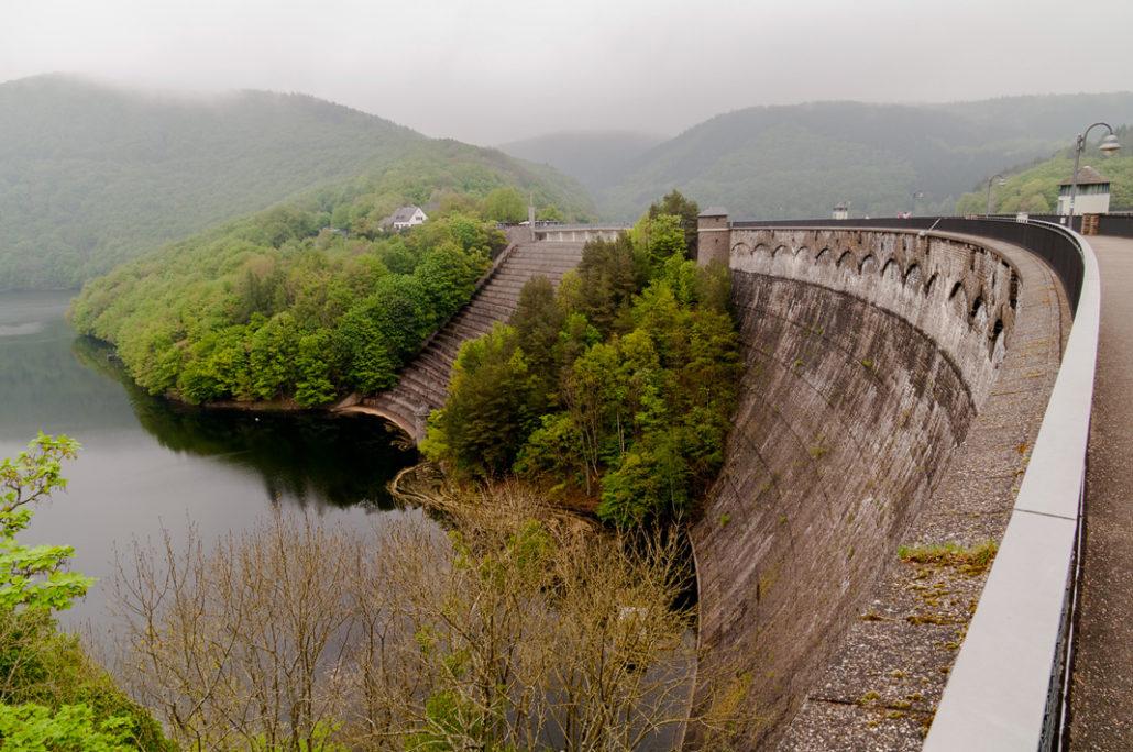Wildnis-Trail zweite Etappe Nationalpark Eifel