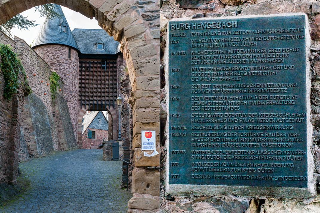 Wildnis Trail Eifel dritte Etappe im Nationalpark Burg Hengebach