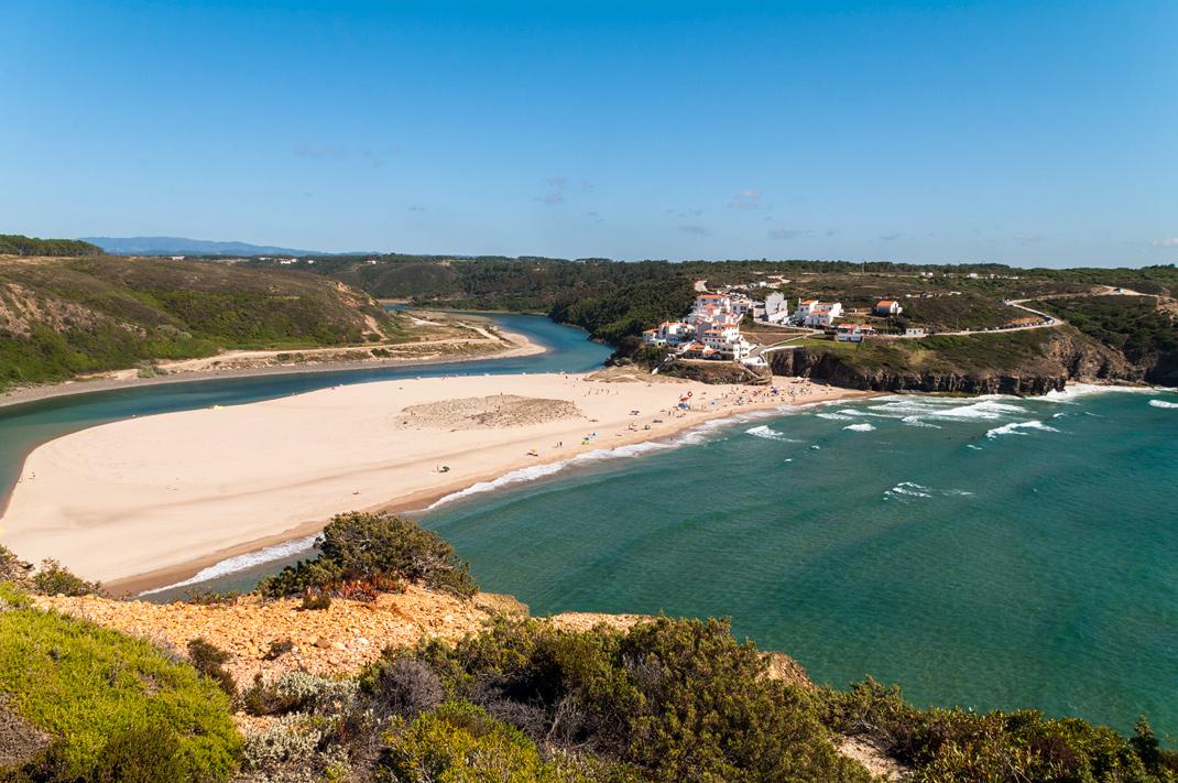 Rota Vicentina, Portugal, Fishermens Trail, Odeceixe