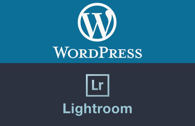 Wordpress Lightroom Plugin-Foto Export