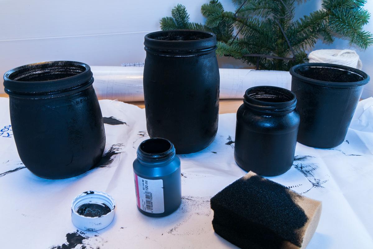 Adventskranz Alternative, Do it yourself; DIY Projekt