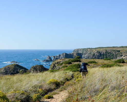 Rota Vicentina, Portugal, Fishermens Trail