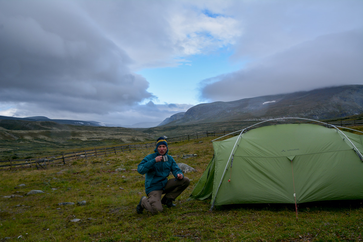 Foto Adventskalender, Trekking, Dovrefjell National Park, Norwegen, Outdoor Coffee