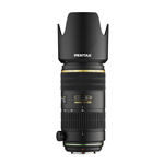 Pentax SMC-DA 60-250mm/f4,0 (IF) SDM Objektiv (Tele-Zoom, wasserdicht) für Pentax